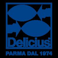 Marchio Delicius con payoff  PARMA DAL 1974 - PNG Hi Res.png