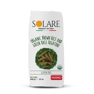 Pasta SOLARE Green kale Organic - Pasta corta Rigatoni 18-06-2018.jpeg
