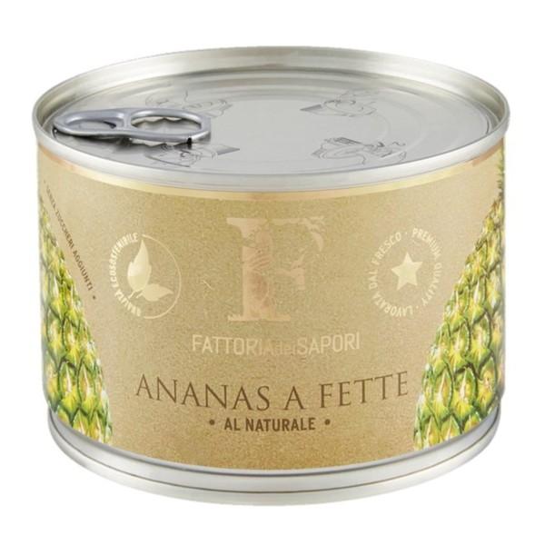 Ananas Fattoria dei Sapori 425ml - 410 g