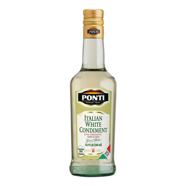 Italian White Condiment Fine Dressing