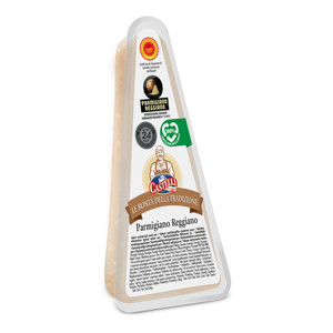 100% Recyclable Packaging - Castelli Le Bontà della Tradizione - Parmigiano Reggiano 24 Mesi