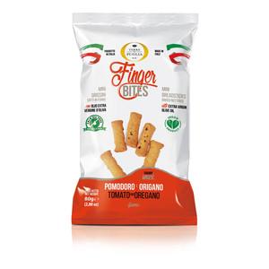 Mini grissini Finger gusto pomodoro e origano