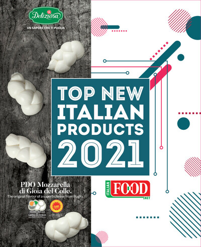 Top New Italian Products 2021